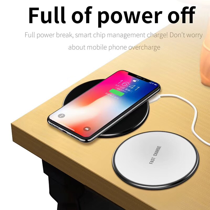 2018 QI Wireless Charger 10W