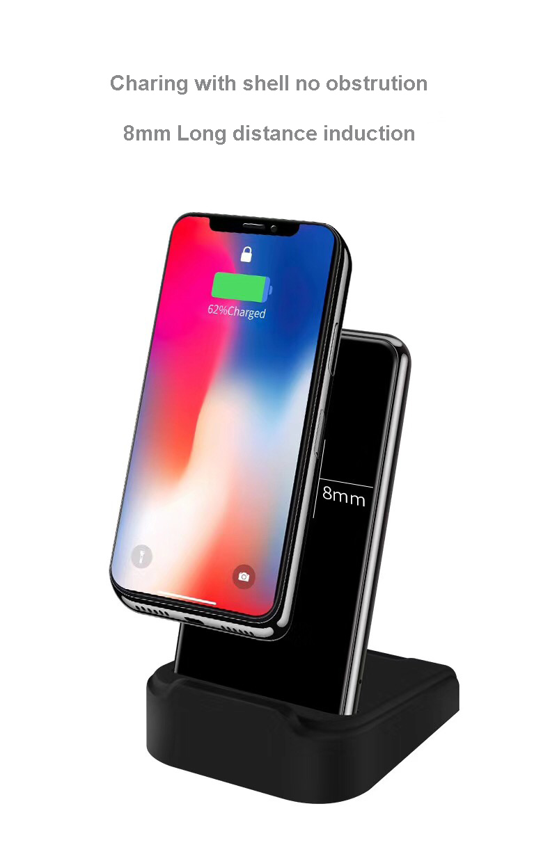 Wireless Fast Charger Qi Phone Y